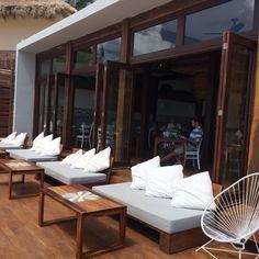 Lounge Deck at Sanara