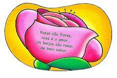 Profª: Ivani Ferreira: PROJETO DESCOBRINDO AS CORES Winnie The Pooh, Smurfs, Disney Characters, Fictional Characters, School, Children, Blog, Playpen Ideas, Infancy