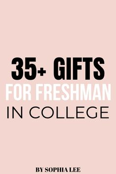 love these gifts for college freshman!! honestly they're all super useful and cute!! saving this Freshman Quotes, College Freshman Tips, College Roommate, College Quotes, College Gifts, College Hacks, College Dorm Rooms, College Students, Romantic Gifts For Boyfriend