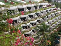 SHANGRI-LA HOTEL, SINGAPORE Shangri La Hotel, Holiday Resort, Landscape Design, Singapore, Around The Worlds, Commercial, Tropical, Gardens, Design Inspiration