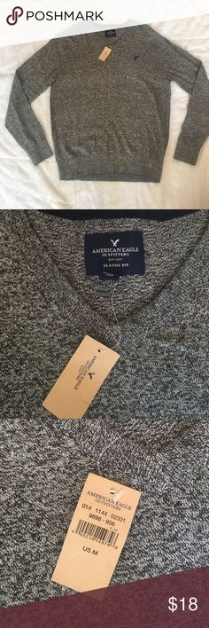 American Eagle Outfitters Medium Sweater American Eagle Outfitters. Men's V-Neck sweater. Medium. New with tags. American Eagle Outfitters Sweaters V-Neck