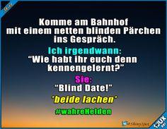 Mit Humor durchs Leben :) #toll #Helden #Sprüche #visualstatements #schön #Humor