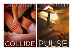 Collide & Pulse by Gail McHugh. Emily is in love with her boyfriend Dillon, but when she meets his friend Gavin, all bets are off. The more time she spends with Gavin, the more abusive Dillon becomes. Who will she end up with? The man she's loved for a year? Or the new man that can give her the world?