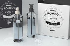 Romeo & Juliet - Perfume Pack on Behance