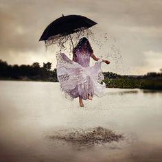 Rainy Day by Jenna Martin on 500px Photography Workshops, Creative Photography, Fine Art Photography, Photography Tricks, Water Photography, Rainy Day Photography, Flying Photography, Dreamy Photography, Contemporary Photography