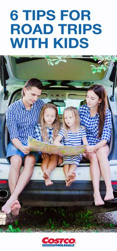 Why not take an adventure with your family this summer? Check out these 6 Tips for Road Trips with Kids from Costco for fun and easy ways to explore nearby cities and attractions. Plus, these unique activity ideas will be a life-saver for keeping your ki Route 66 Road Trip, Road Trip Hacks, Road Trips, Road Trip With Kids, Travel With Kids, Family Travel, Family Vacations, Summer Time Love, Summer Fun