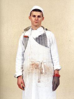 Charles Freger: Boucher, Bleus de travail, 2002-2003