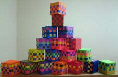 weave the cubes!