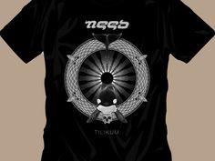 TILIKUM Black t-shirt main photo