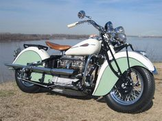 indian chief motorcycle 1941