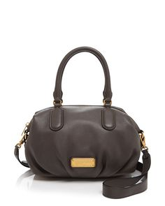 Marc By Marc Jacobs Satchel - New Q Small Legend