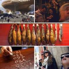36 Hours in Seville, Spain - NYTimes.com Going back and doing ALL of this. :D