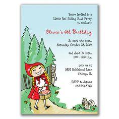festa infantil da chapelzinho vermelho