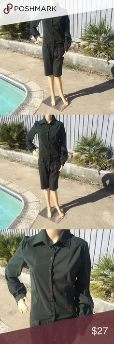 MISS SIXTY Romper Emerald green Olive sz Medium M One piece romper, the bottom is wool and the top is elastane, very classy fall/winter collection. Brand new with tags Miss Sixty Pants Jumpsuits & Rompers