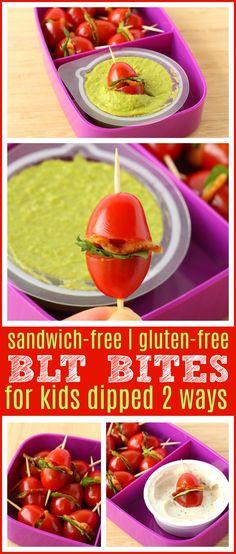 Sandwich-Free BLT Bi
