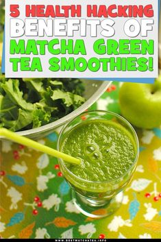 Health Hacking Benefits Of Matcha Green Tea Smoothies! - Victoria's Best Matcha Green Tea Powder 5 Health Hacking Benefits of Matcha Green Tea Smoothies. Find more stuff: 5 Health Hacking Benefits of Matcha Green Tea Smoothies. Find more stuff: Matcha Green Tea Smoothie, Green Tea Diet, Green Tea Latte, Tea Smoothies, Healthy Smoothies, Green Teas, Green Smoothies, Healthy Drinks, Green Tea Recipes