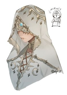 """OTOCHI🎠 on Twitter: """"3年、2年、1年前…今…… """" Fantasy Character Design, Character Design Inspiration, Character Concept, Character Art, Concept Art, Character Outfits, Dnd Characters, Fantasy Characters, Female Characters"""