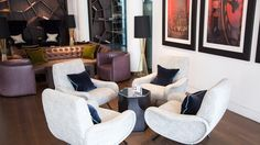 DoubleTree by Hilton Hotel London - Westminster, United Kingdom - Lobby, Chairs