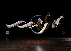 7 | Calligraphy And Choreography Merge In These Magical Light Paintings | Co.Design | business + design