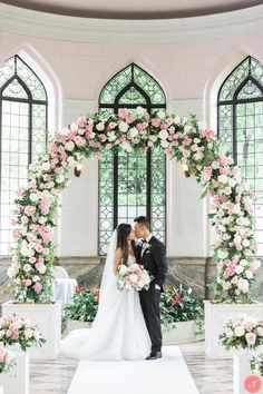 Toronto Casa Loma Wedding Fairytale Castle Blush Pink 2018 Samantha Ong