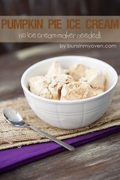 Need some Ice Cream? Here are 26 Easy Ice Cream Recipes - NO ice cream machine needed!