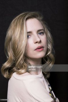Actress Brit Marling is photographed at the Sundance Film Festival 2014 for Self Assignment on January 25, 2014 in Park City, Utah.