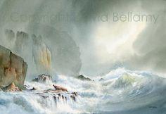 David's Marine Watercolours | Bellamy's Bivouac