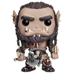 Figurine Durotan (Warcraft) - Funko Pop http://figurinepop.com/durotan-warcraft-funko