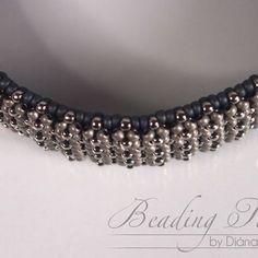 Chenille Bangle | JewelryLessons.com