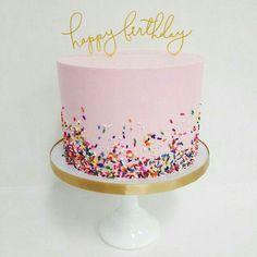 Sprinkle Me Pink - Stunning Cakes That Definitely Did Not Come From A Box - Photos cake decorating recipes kuchen kindergeburtstag cakes ideas Pretty Cakes, Cute Cakes, Beautiful Cakes, Amazing Cakes, Girly Cakes, Bolo Cake, Birthday Parties, Cake Birthday, Kochen