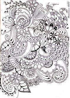 Zentangle journal ideas | Paper art | Pinterest