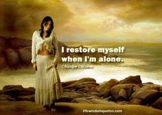 Quotes about being alone help us to understand that there is nothing wrong when nobody is near you. Sometimes people really need to stay alone Loneliness Quotes, Alone Quotes, Im Alone, Therapy, Wisdom, Sayings, Happy, Life, Im Lonely