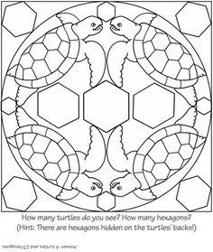 My First Mandalas--Animals - (doverpublications)