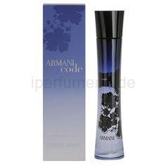 Armani Code Woman Eau de Parfum für Damen