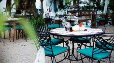 Encontramos el restaurante La Paloma Ibiza, entre manzanos y al lado de un huerto. La Paloma es, sin duda alguna, nuestro restaurante favorito en Ibiza.