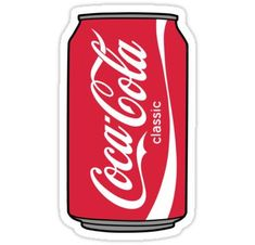 Coke Stickers Coca Cola Aufkleber The post Cola-Aufkleber & Vsco appeared first on Print . Stickers Cool, Red Bubble Stickers, Food Stickers, Tumblr Stickers, Phone Stickers, Printable Stickers, Preppy Stickers, Macbook Stickers, Kawaii Stickers