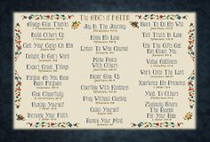 The ABC's of Faith stitched by Pam Jensen Cross Stitch Samplers, Cross Stitching, Cross Stitch Embroidery, Embroidery Patterns, Cross Stitch Designs, Just In Case, Bible Verses, Faith, Abcs