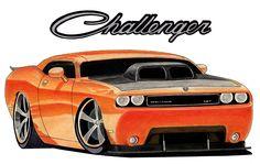 images of cartoon cars | Car/Toon Art