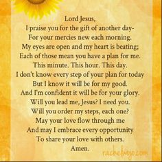Good Morning my God!! Thank you.... Amen, Amen....in the name of Jesus!!  # #healmelord #iloveyougod #goodmorning