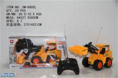 RC Truck XM-6805L