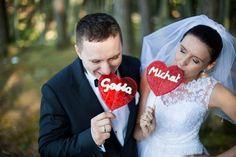 Gosia & Michał  - Wedding photography -Fotografia Ślubna Słupsk  #slub #wesele #wedding #weddingphotography  #photo #photography #weddings  http://jednachwila.pl/