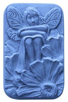 Fairy Soap Mold by latherandlotions on Etsy, $7.25
