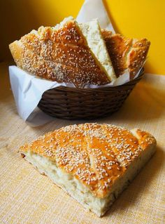 Bread Dumplings Recipes, Bread Recipes, Best Homemade Bread Recipe, Polish Recipes, Polish Food, Finger Foods, Hamburger, French Toast, Food And Drink