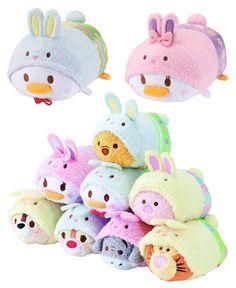 Easter TSUM TSUM ~ so cute