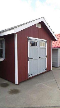 Modren Garden Sheds Lancaster Pa Garages Utility Buildings Small