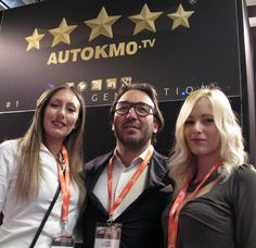 #CristianMartinelli @Kimi Zero.tv #ADD14 #VeronaFiere