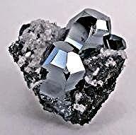 GREY Hematite. Wessels Mine, Hotazel, Kalahari manganese fields, Northern Cape Province, South Africa