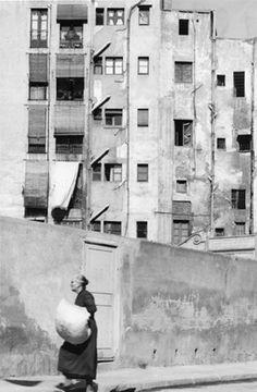 Barcelona, Lucien Hervé, 1953