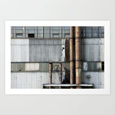 """""""Warehouse"""" by Shy Photog - $19.00 Straight Photography, Warehouse, Artists, Magazine, Barn, Storage, Artist, Container Homes"""