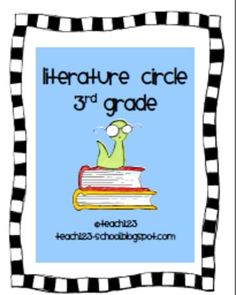 Literature Circle Tips for Organizing Your Literature Groups - grade: aligned with NYSCCLS Reading Centers, Reading Workshop, 3rd Grade Classroom, Classroom Ideas, Future Classroom, Classroom Organization, Literacy Circles, Literacy Centers, Teaching Reading